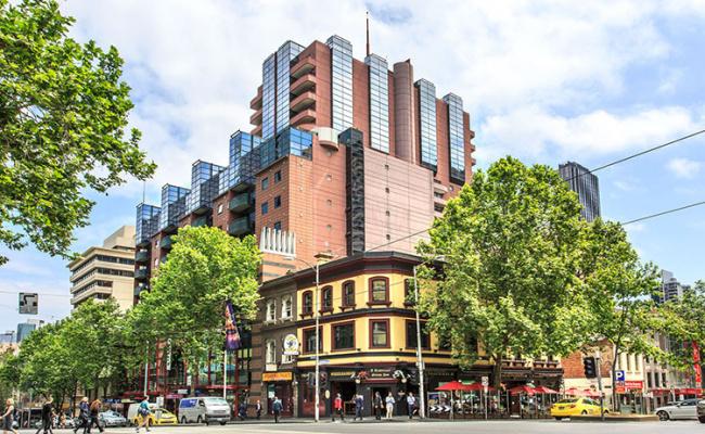 Carspace CBD Melbourne