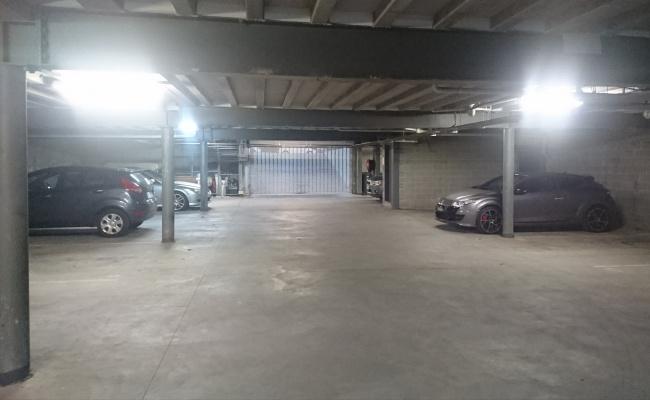 Safe, undercover parking in Braddon.