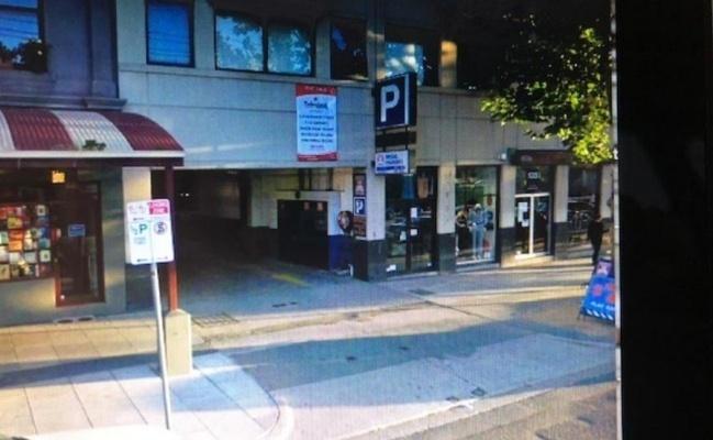 Lock up garage parking on Fitzroy St in St Kilda VIC 3182