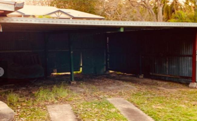 Carport parking on Fleming Road in Herston Queensland