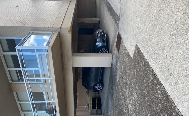 Indoor lot parking on Fletcher Street in Bondi New South Wales