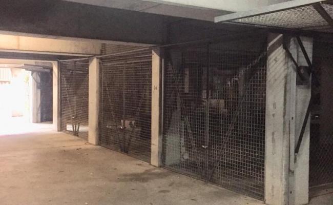 Lock up garage parking on Fontenoy Road in Macquarie Park