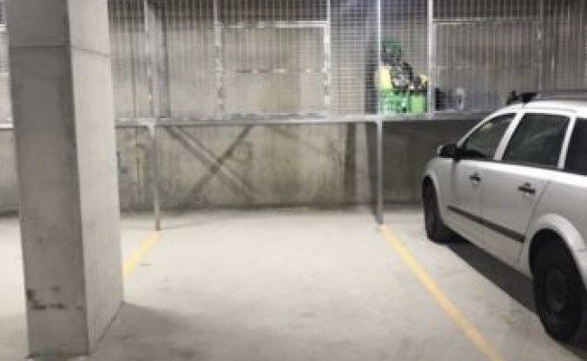 Hurstville - Secure Undercover Parking near Mall