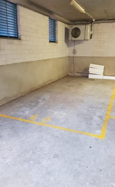 Carport parking on Foy Street in Balmain New South Wales