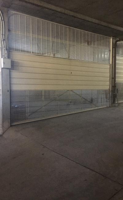 Lock up garage parking on Francis St in Bondi Beach