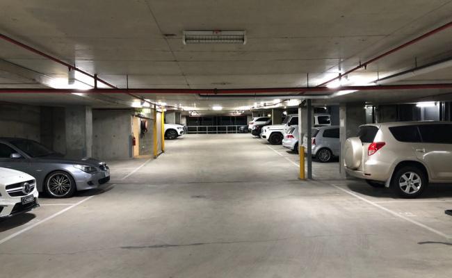 Melbourne CBD- Premium Secured Indoor Parking next to RMIT