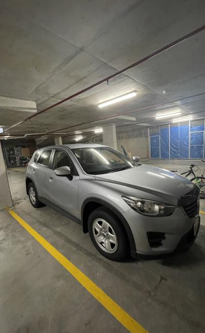 Indoor lot parking on Freeman Road in Chatswood New South Wales