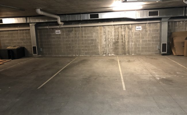 Indoor lot parking on Frenchs Forest Road East in Frenchs Forest NSW
