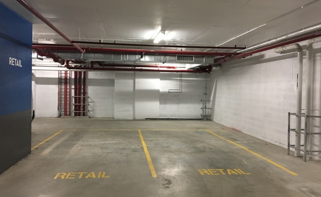 Mascot - Secure Parking with Extra Facilities Use near Train Station