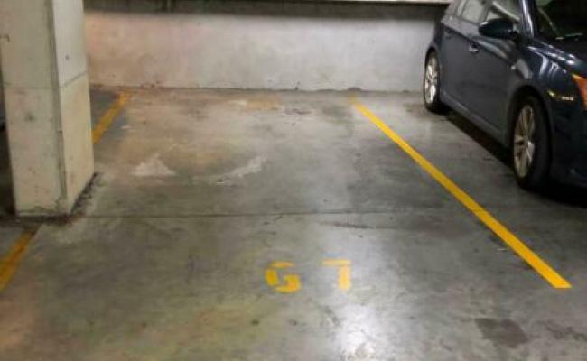 Indoor lot parking on Garden Street in Alexandria New South Wales