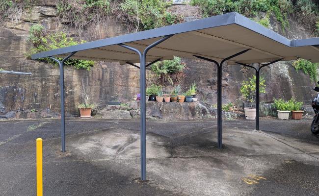 Hurlstone Park Carport