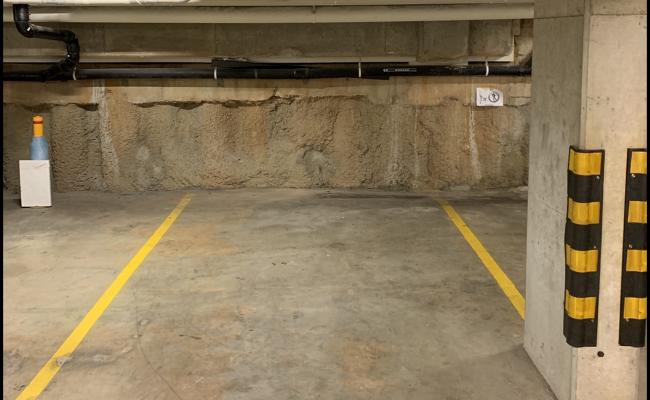 Indoor lot parking on George Street in Haymarket NSW