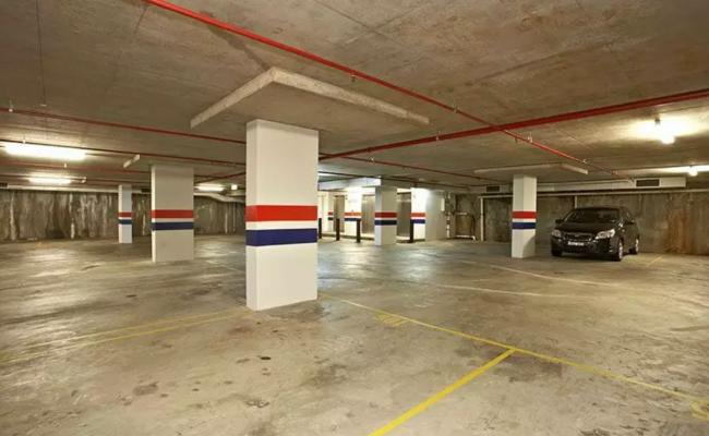 Parramatta - Secure CBD Indoor Parking near Westfield