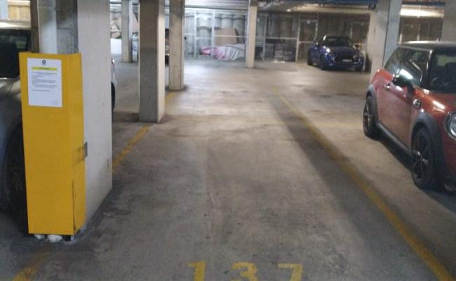 Secured car park plus 24/7 access