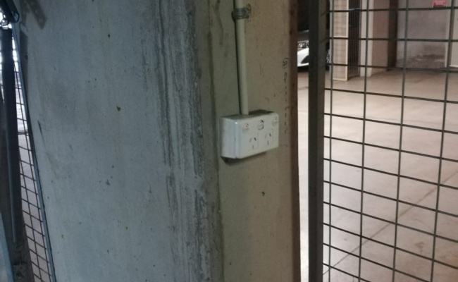 Lock up garage parking on Gladstone Street in Kogarah NSW