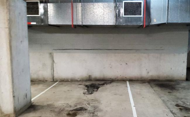 Indoor lot parking on Gold Coast Highway in Surfers Paradise Queensland