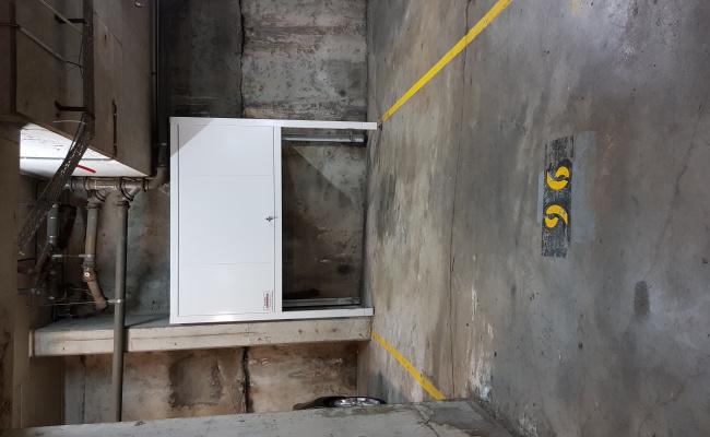 Indoor lot parking on Goulburn Street in Darlinghurst New South Wales