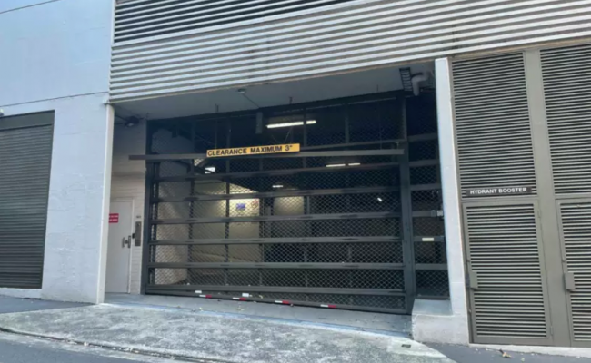 Surry Hills - Secure Indoor Parking near Central or Museum Stations