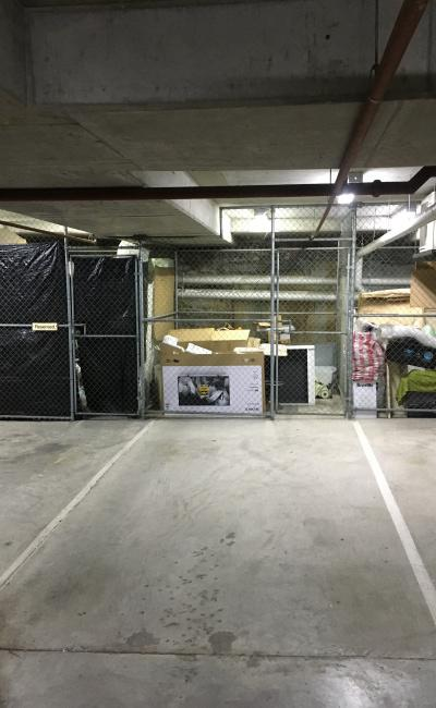 Indoor lot parking on Goulburn Street in Surry Hills