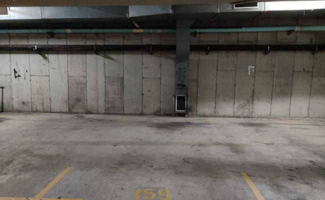 Parramatta - Undercover Parking Close to Westfield and Parramatta Train Station