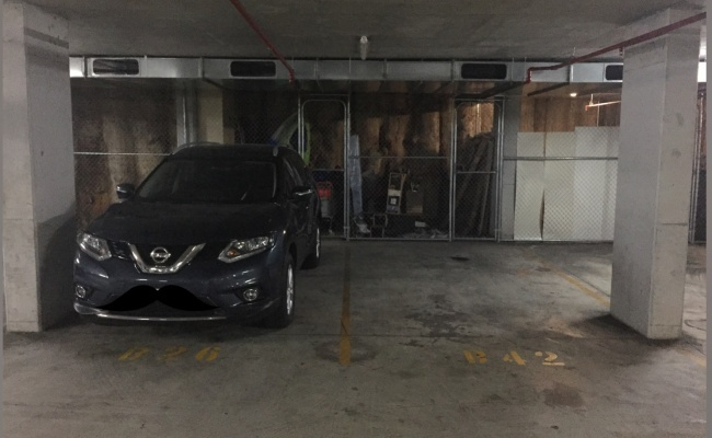 Undercover parking on Green St in Maroubra