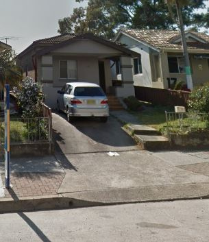 Driveway parking on Haldon St in Lakemba NSW 2195