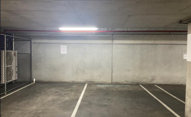 Indoor lot parking on Harbour Esplanade in Docklands Victoria