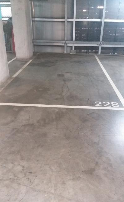 Indoor Parking lot 228 for Rent in 231 Harbour Esplanade