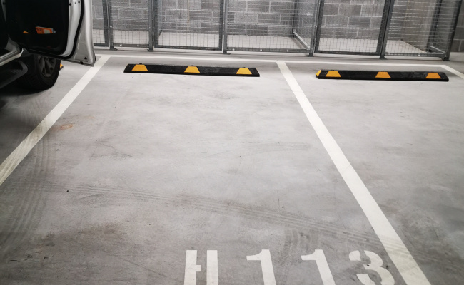 Indoor lot parking on Harbour Street in Haymarket