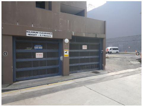 Indoor lot parking on Harris Street in Ultimo NSW