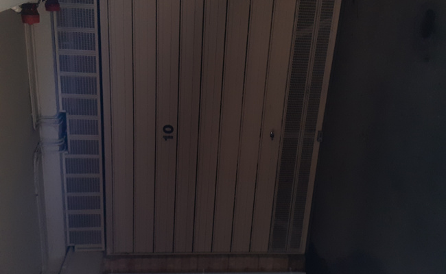 Lock up garage parking on Hassal Street in Westmead New South Wales