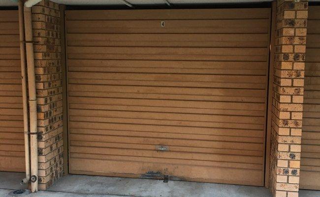 Lock up garage parking on Hawkesbury Rd in Westmead NSW 2145