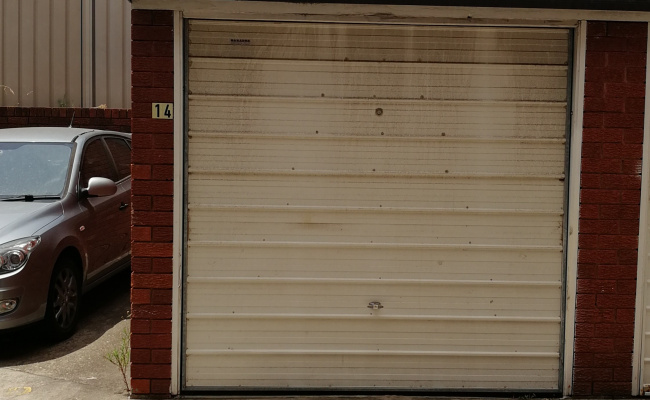 Lock up garage parking on Hercules Road in Brighton-Le-Sands New South Wales 2216
