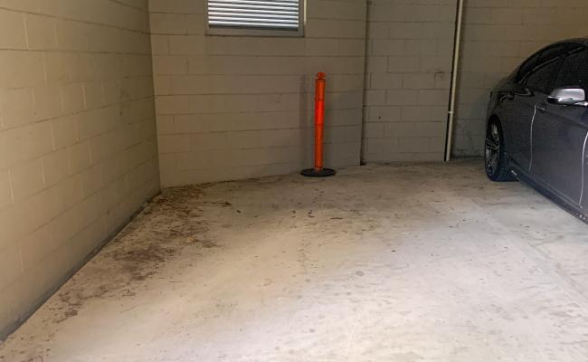 Lock up garage parking on Herston Road in Herston Queensland