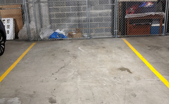 Indoor lot parking on Hill Road in Wentworth Point New South Wales