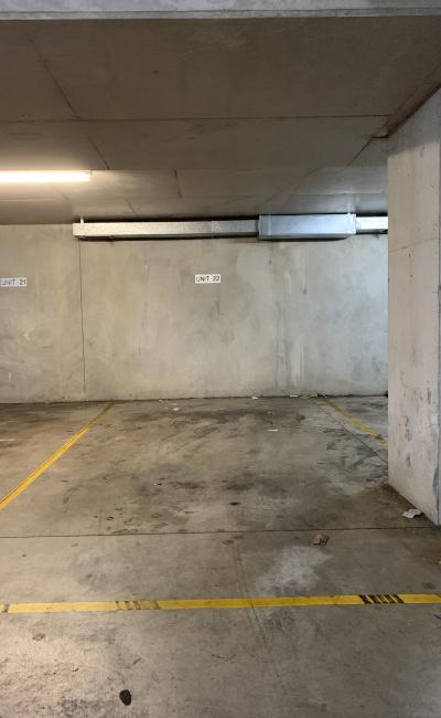 Indoor lot parking on Hilts Road in Strathfield New South Wales 2135