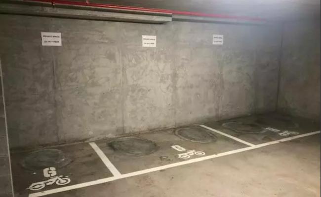Bondi Junction - Secure Underground Parking for Motorbike/Jet Ski