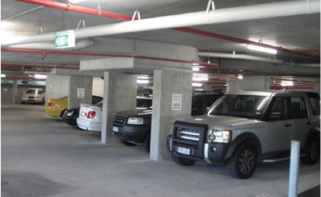 Undercover parking on Laver Drive in Robina Queensland
