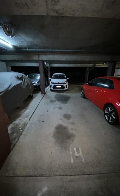 Undercover parking on Hunter Street in Lewisham NSW