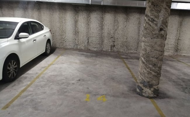 Parramatta - Secure Basement Parking Opposite of Justice Precinct Car Park