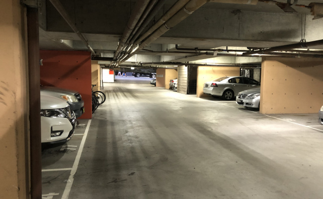 Indoor lot parking on Hutchinson Street in Surry Hills New South Wales 2010