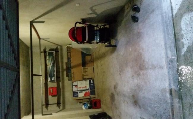 Lock up garage parking on Illawarra Street in Allawah
