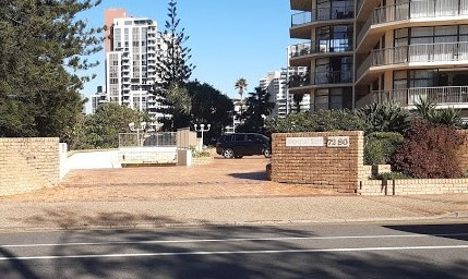 The Esplanade in Surfers - Underground - 24/7 Secure - suitable for large SUV.