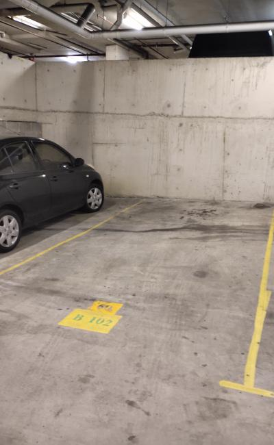 Undercover parking on Innesdale Road in Wolli Creek New South Wales