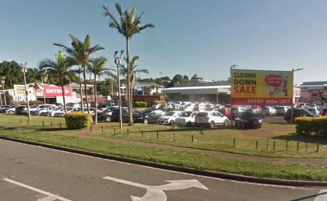 Outdoor lot parking on Ipswich Road in Woolloongabba Queensland