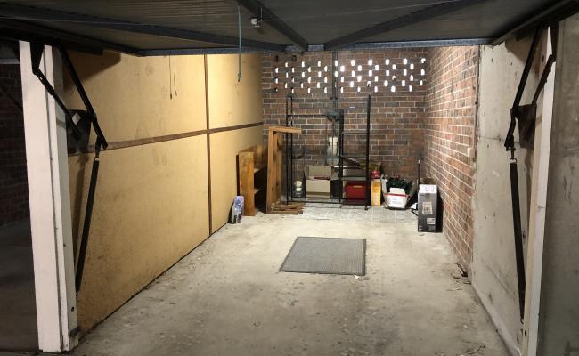 Indoor lot parking on Iredale Street in Newtown NSW