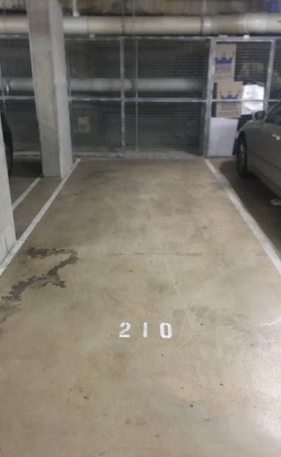 Driveway parking on Irving Street in Phillip Australian Capital Territory