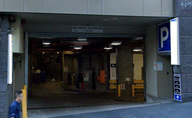 Secure Indoor Unreserved Parking Space in Sydney CBD - Amora Hotel Jamison Street