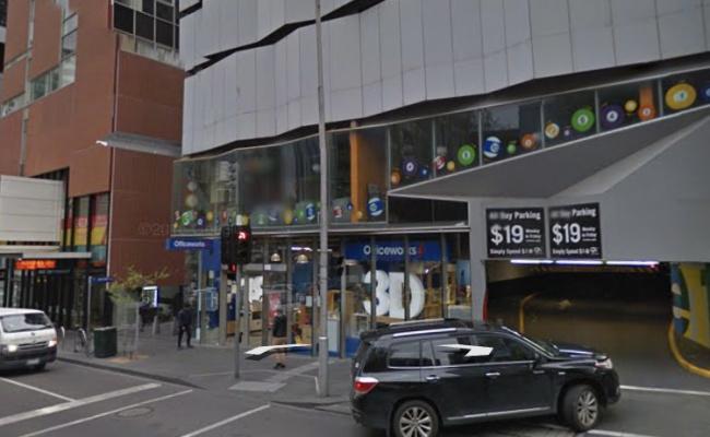 Convenient carpark space for rent in Melbourne CBD