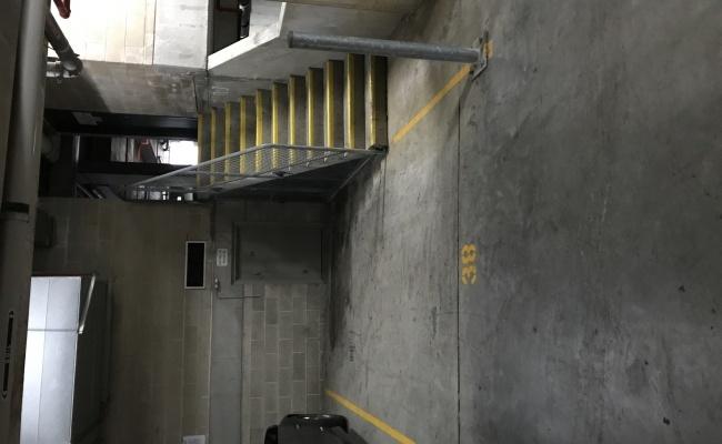 Indoor lot parking on Jarrett Street in Leichhardt